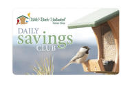 Daily Savings Card